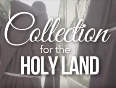 Collection for the Holy Land