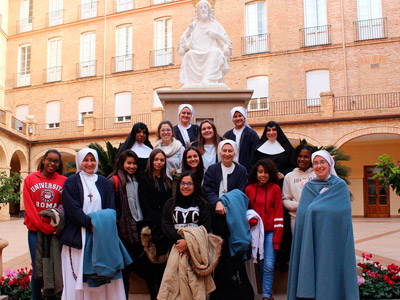 Get-together for the Feast of the Immaculate Conception