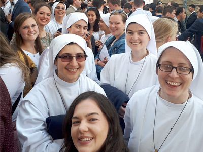 Holy Week in Rome 2019