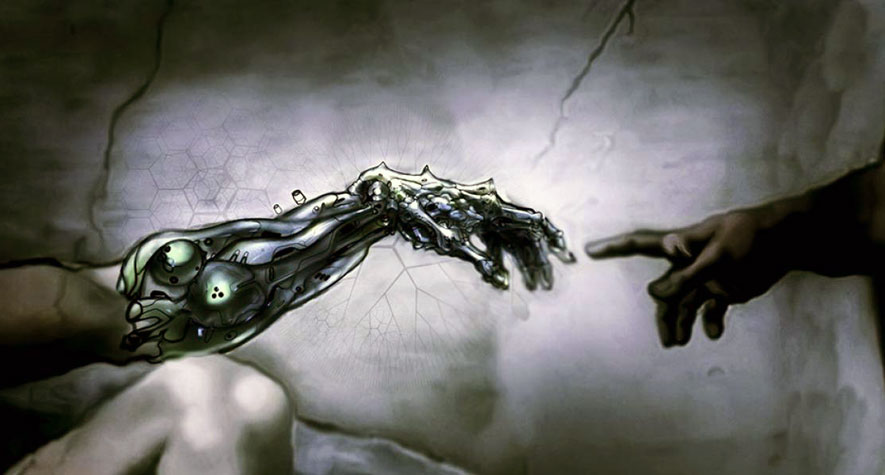 Transhumanism: Cybernetic Immortality? - Home of the Mother